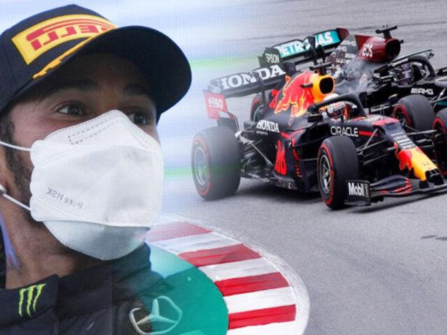Fórmula 1: Lewis Hamilton ganó el Gran Premio de Barcelona