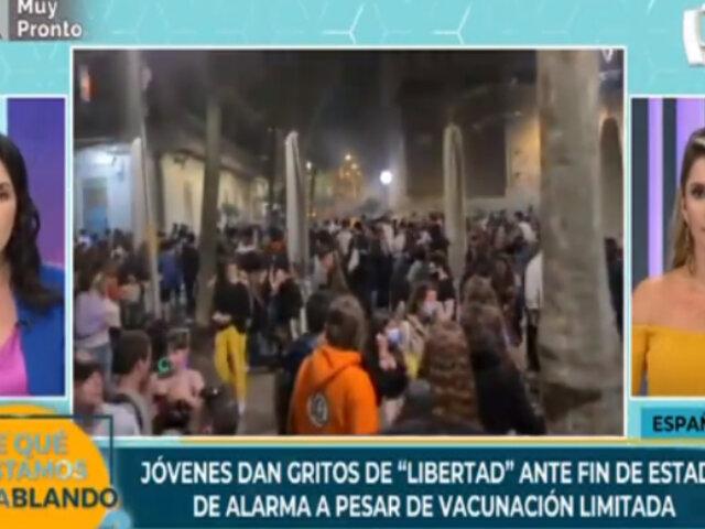 España: ¿Cuáles serían las consecuencias de las fiestas masivas tras el fin del estado de alarma?