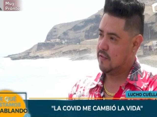 El último perdón de Lucho Cuéllar: recuperarme del covid-19 fue una señal