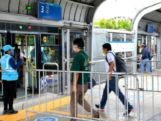 Conozca AQUÍ los nuevos horarios que tendrá el transporte público en Lima y Callao