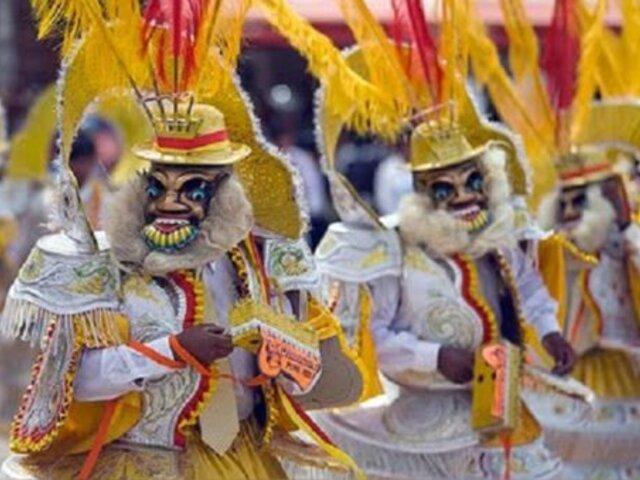 Bolivia reclama danzas declaradas Patrimonio Cultural de la Nación por Perú