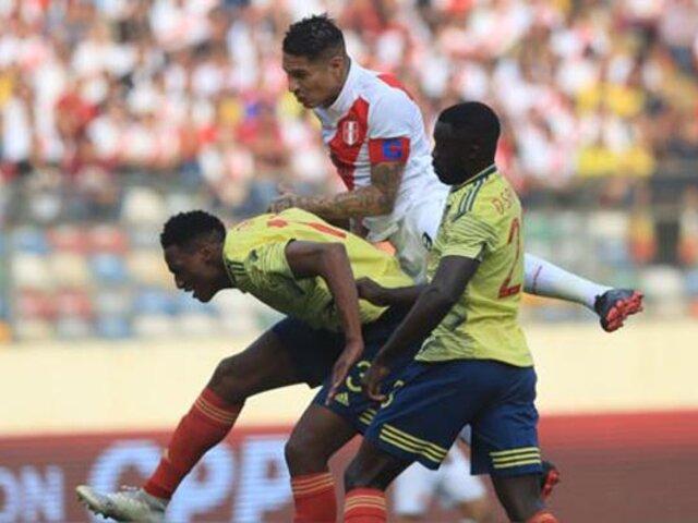Eliminatorias Qatar 2022: Conmebol anunció cambio en horario del partido Perú vs Colombia