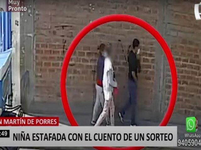Madre denuncia que ladrones estafaron y aparentemente doparon a su menor hija para robarle