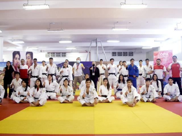 Hoy inicia el Panamericano Junior de Judo que clasifica a Cali 2021
