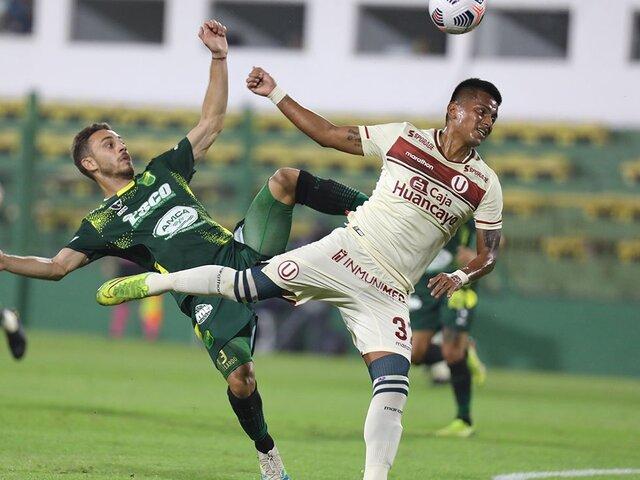 Liga 1: Universitario pierde un punto por sanción de la Comisión de Licencias