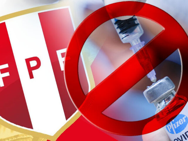 Óscar Ugarte: Se suspendió jornada de vacunación de la Selección Peruana de Fútbol