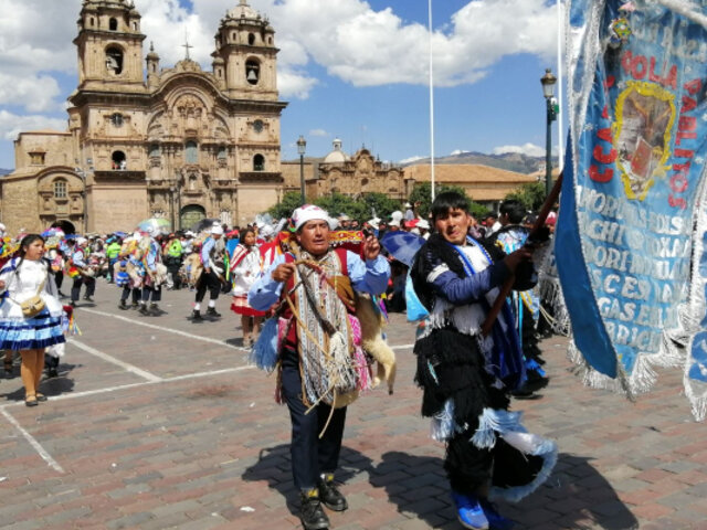 Ministerio de Cultura: Congreso declara de interés nacional su traslado al Cusco