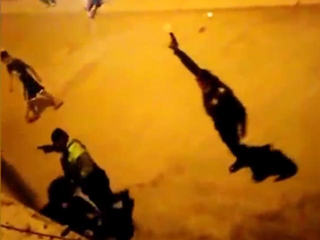 Piura: policía desata balacera tras ser intervenido por compañeros en 'fiesta COVID'
