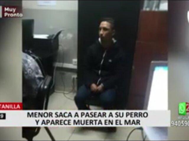 Ventanilla: principal sospechoso de crimen de menor quedó detenido