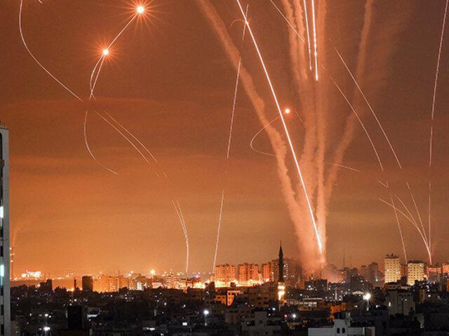 Masacre en medio oriente: más de 100 palestinos han muerto, 28 eran niños