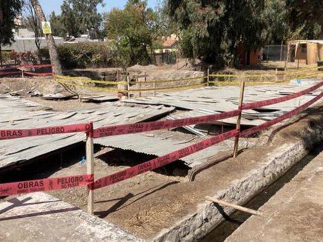 Arequipa: pondrán en valor tumbas preincas descubiertas en el parque Selva Alegre