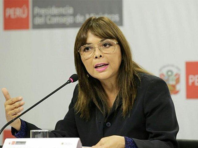 Colegio de Enfermeros rechaza expresiones de Sagasti sobre caso jeringas vacías