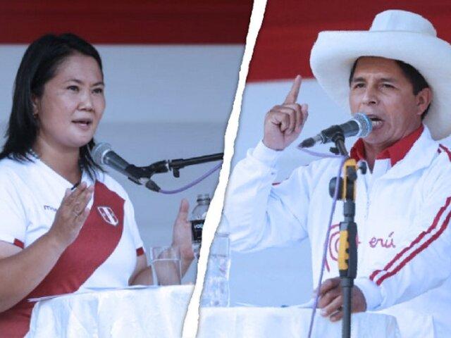 Keiko Fujimori esperará hasta 30 minutos a Castillo para debatir en exteriores del penal