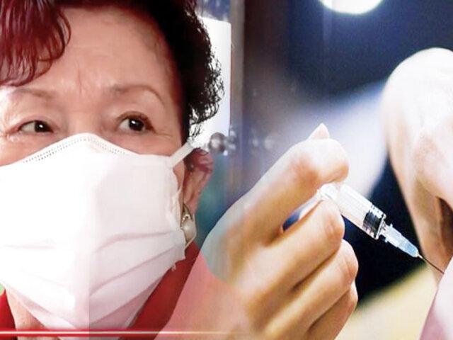 Ellos son las víctimas de las vacunas de aire en pandemia