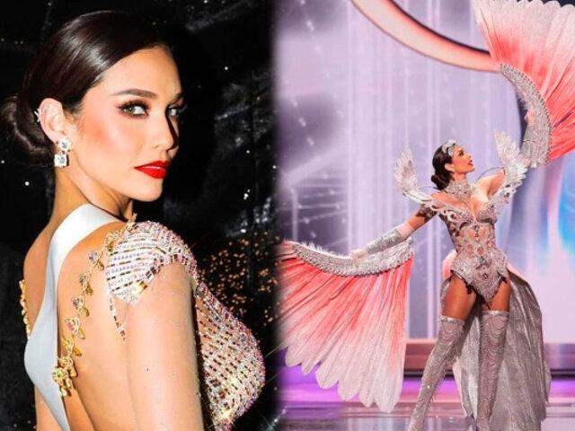 Miss Universo 2021: Janick Maceta deslumbró en show preliminar y hoy va con todo por la corona