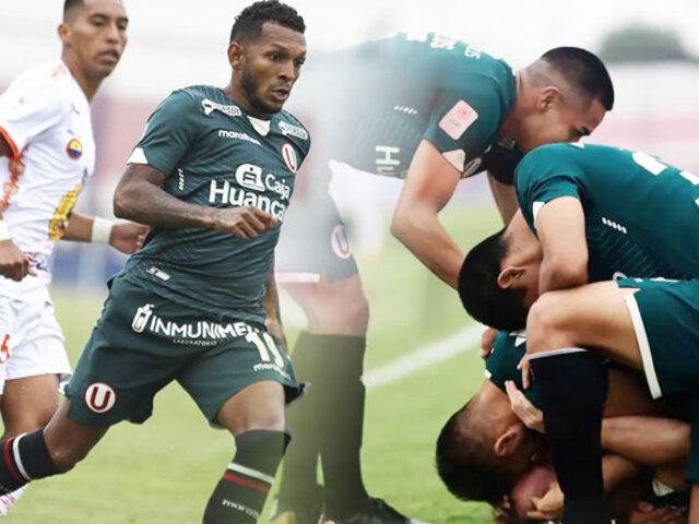 Universitario igualó 3-3 con Ayacucho FC por la fecha 8 de la Liga 1