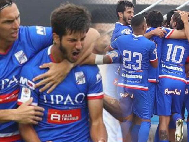 Carlos Mannucci vence al Melgar 2-1 por la octava fecha en la Liga 1