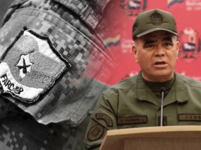 Venezuela denuncia secuestro de ocho militares en su frontera con Colombia