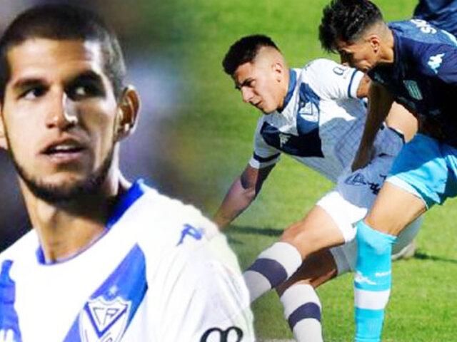 Luis Abram: Vélez Sarsfield fue eliminado de la Copa argentina por penales