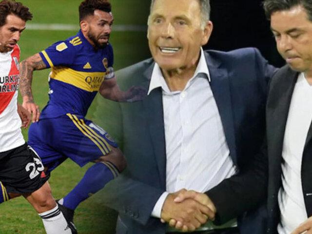 Boca Juniors venció por penales a River y clasificó a semis de la Copa argentina