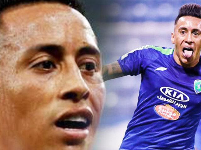 Cristian Cueva anotó golazo con el Al-Fateh