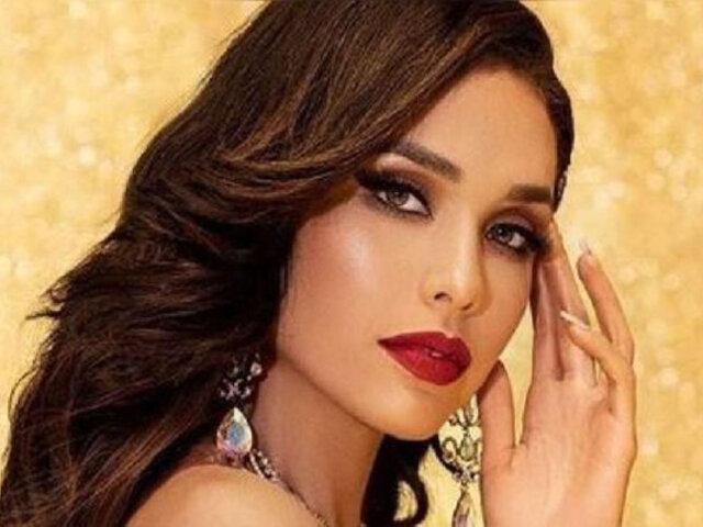 """Janick Maceta tras concurso Miss Universo: me siento """"feliz y satisfecha"""""""