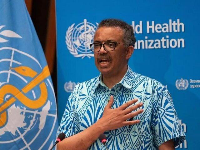 """OMS pide a gobiernos y farmacéuticas donar vacunas """"en días, no en meses"""""""