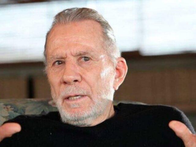 Ricardo Belmont afirma que Pedro Castillo le ofreció ser su primer ministro