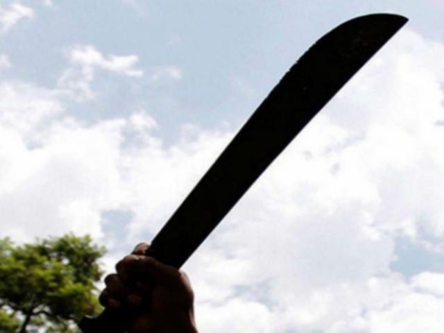 Detienen a malabarista que atacó con machete a exdirector del INPE Huancayo