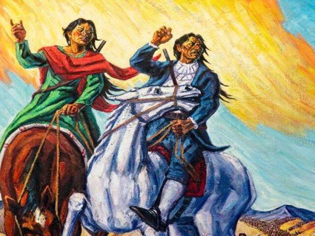 Bicentenario Perú: conmemoran los 240 años de la muerte de Túpac Amaru II y Micaela Bastidas