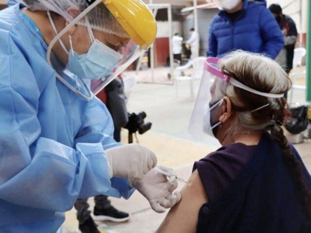 INS: Es muy importante la vacunación ante variante C37