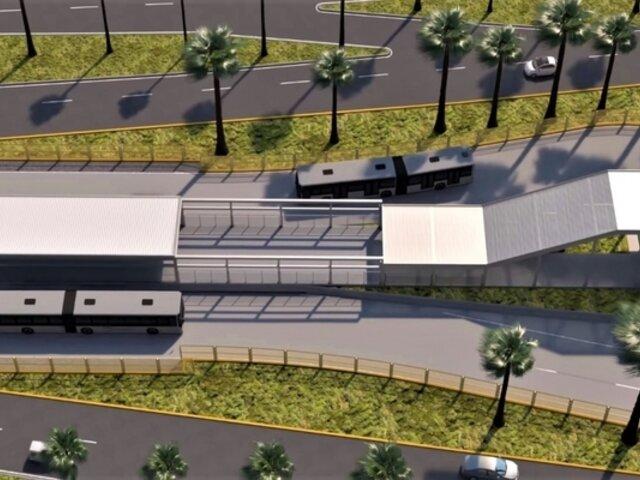 Ampliación del Metropolitano: autos de residentes tendrán libre acceso por vías auxiliares
