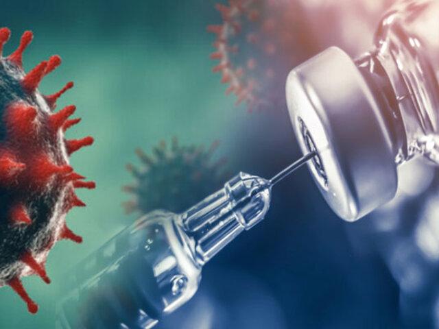 Vacuna Covid-19: más de 8 millones 197 mil fueron inmunizados con primera dosis