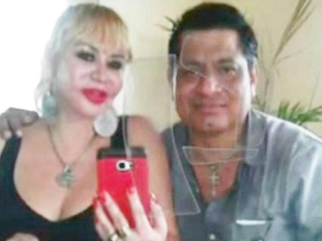 Las Picantitas del Espectáculo: Susy Díaz es ampayada con nuevo galán