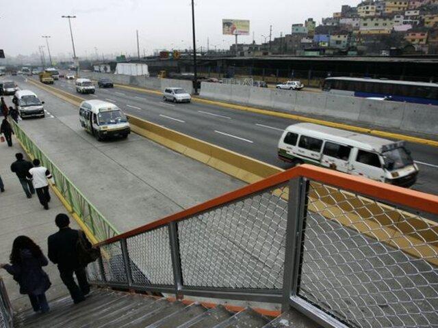 Rutas de Lima: exhortan a choferes llevar a cabo las revisiones mecánicas para evitar accidentes