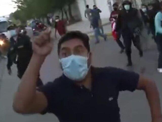 Asociación Internacional de Radiodifusión condena ataques a periodistas en Perú