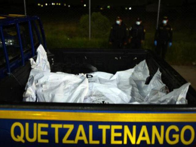 Guatemala: pelea entre maras en prisión deja siete decapitados
