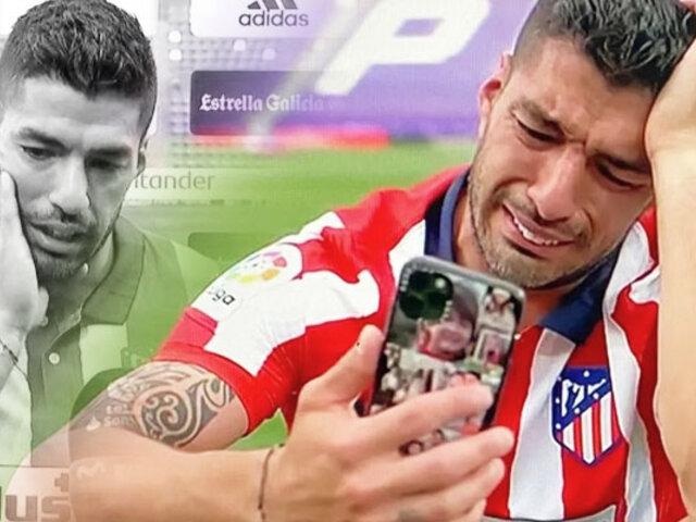 """Luis Suárez tras salir campeón: """"Me menospreciaron y el Atlético me abrió las puertas"""""""