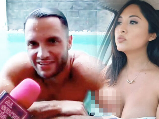 Solo para adultos: Fabio Agostini al desnudo