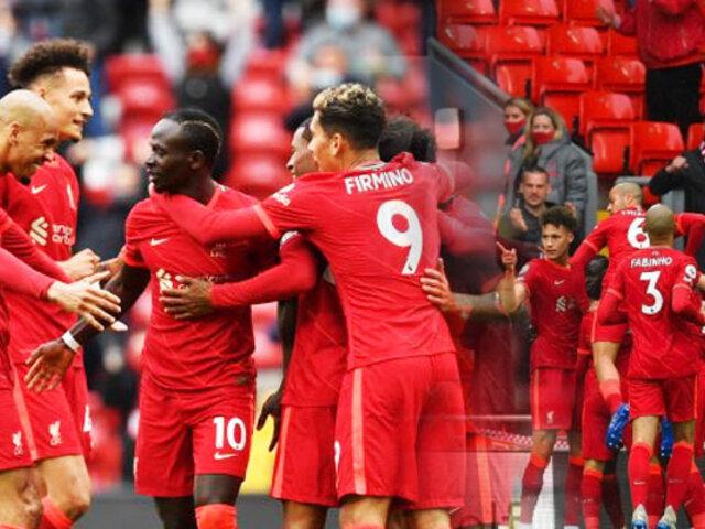 Liverpool gana y logra clasificar a la Champions League
