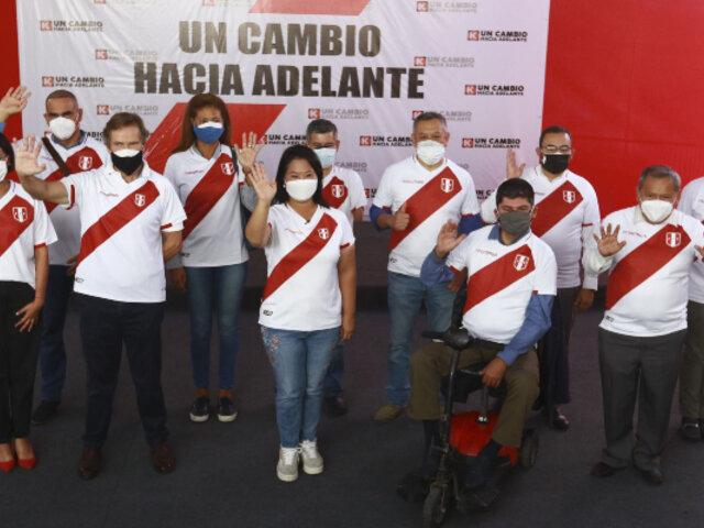 Segunda Vuelta: Carlos Neuhaus e Inés Melchor se unen al equipo técnico de Fuerza Popular