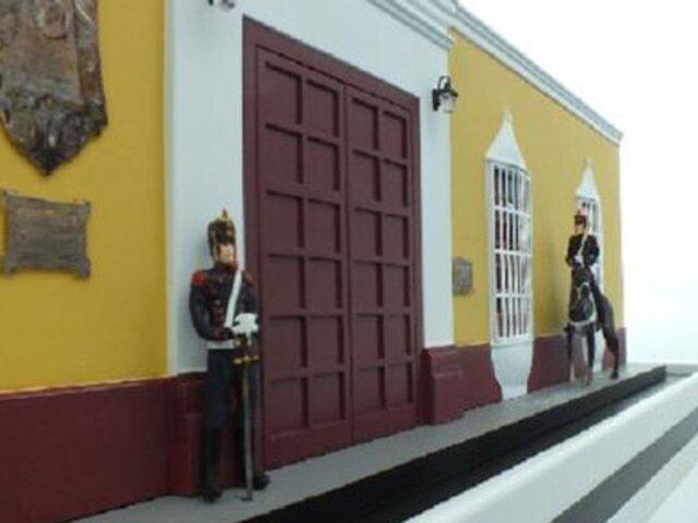 Pisco: reconstruyen histórica casona donde se hospedó el libertador Don José de San Martín