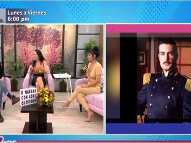 """Actor mexicano Mauricio Islas llegó a Lima para protagonizar comedia musical  """"Ay, amor"""""""