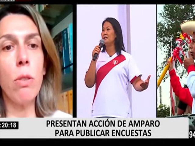 PUCP: grupo de estudiantes presenta acción de amparo para publicar encuestas