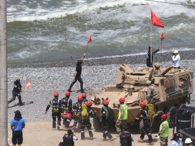 Costa Verde: simulacro de sismo y tsunami se realizará este viernes 28 de mayo