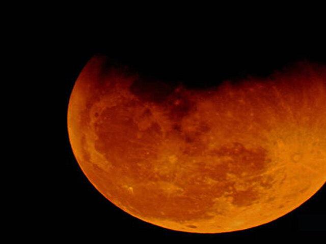 """¡Atención! hoy veremos la """"superluna"""", """"luna de sangre"""" y """"eclipse lunar"""""""