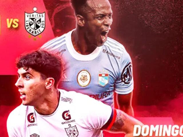 Liga 1: final de la Fase 1 entre Cristal vs San Martín será este domingo