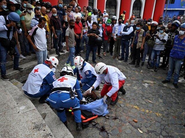 Colombia: reportan al menos 3 muertos en nueva jornada de protestas