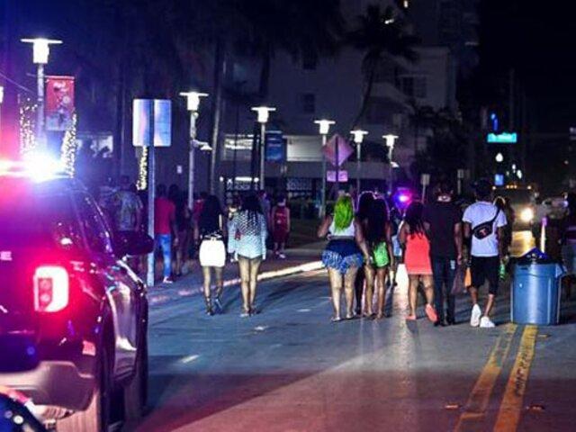 Balacera registrada a la salida de un concierto deja dos muertos y 20 heridos en Estados Unidos