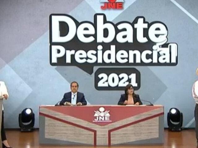 Keiko Fujimori vs. Pedro Castillo: los mejores momentos y propuestas del último debate